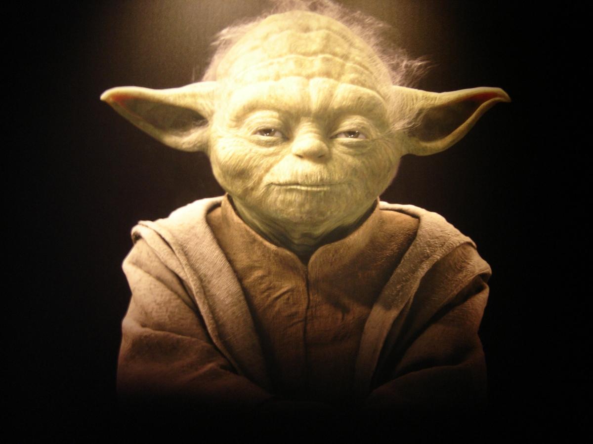 How To Speak Englishlike Yoda Lingo